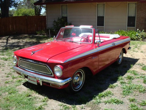1963 AMC Rambler American 440 Convertible for sale