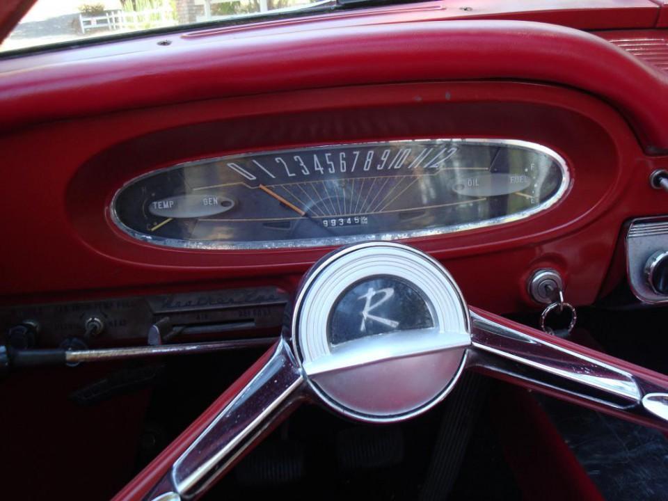 1963 AMC Rambler American 440 Convertible