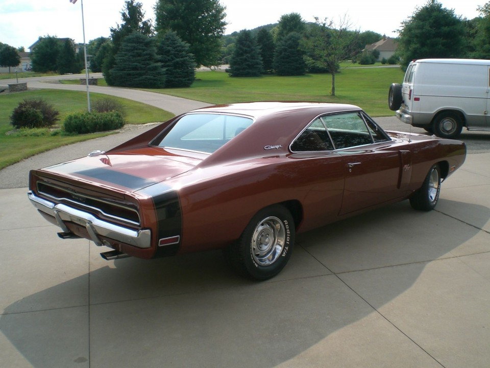 1970 Dodge Charger R T For Sale