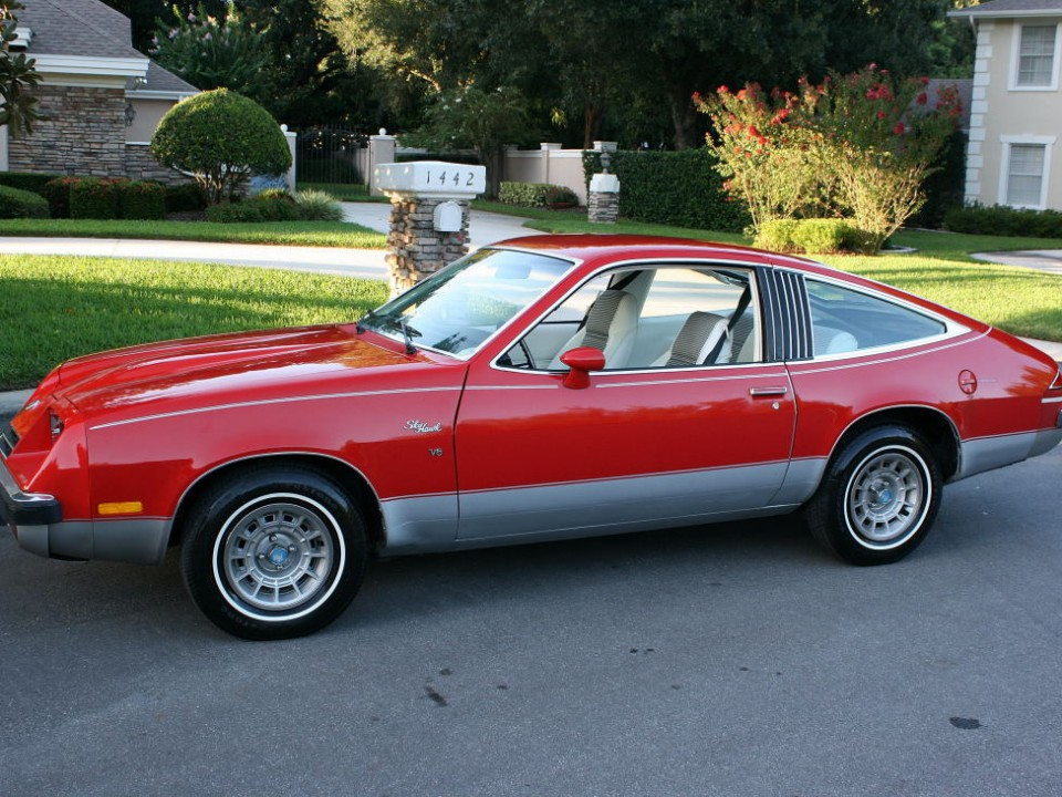 Buick Skyhawk Hatchback Coupe American Cars For Sale X on 1985 Buick Lesabre