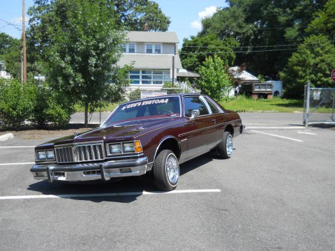 1978 Pontiac Bonneville for sale