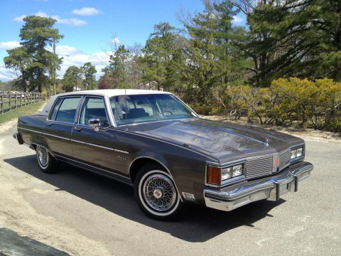 1984 Oldsmobile Ninety-Eight Brougham for sale