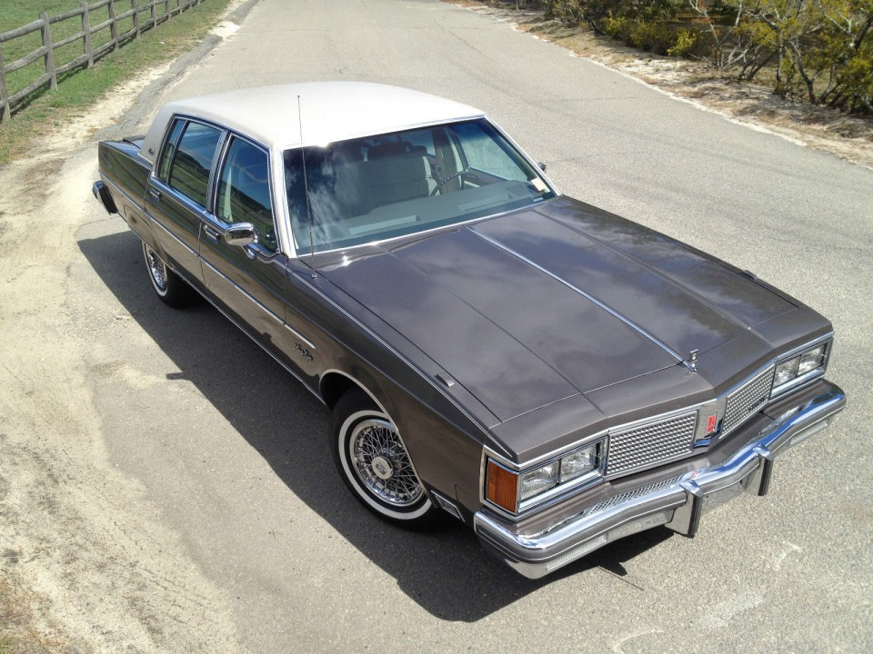 1984 oldsmobile ninety eight brougham for sale. Black Bedroom Furniture Sets. Home Design Ideas