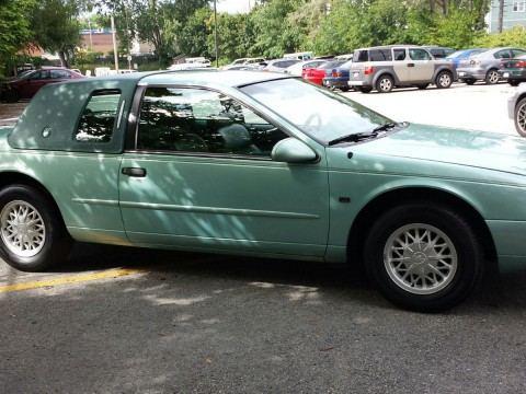 1994 Mercury Cougar XR-7 Bostonian Edition for sale