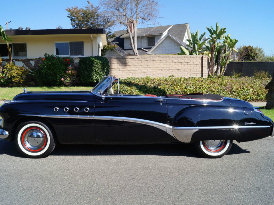 1949 buick roadmaster series 70 convertible for sale. Black Bedroom Furniture Sets. Home Design Ideas
