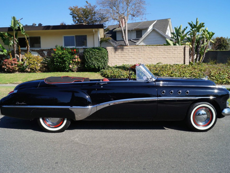 2016 Buick Riviera >> 1949 Buick Roadmaster Series 70 Convertible for sale