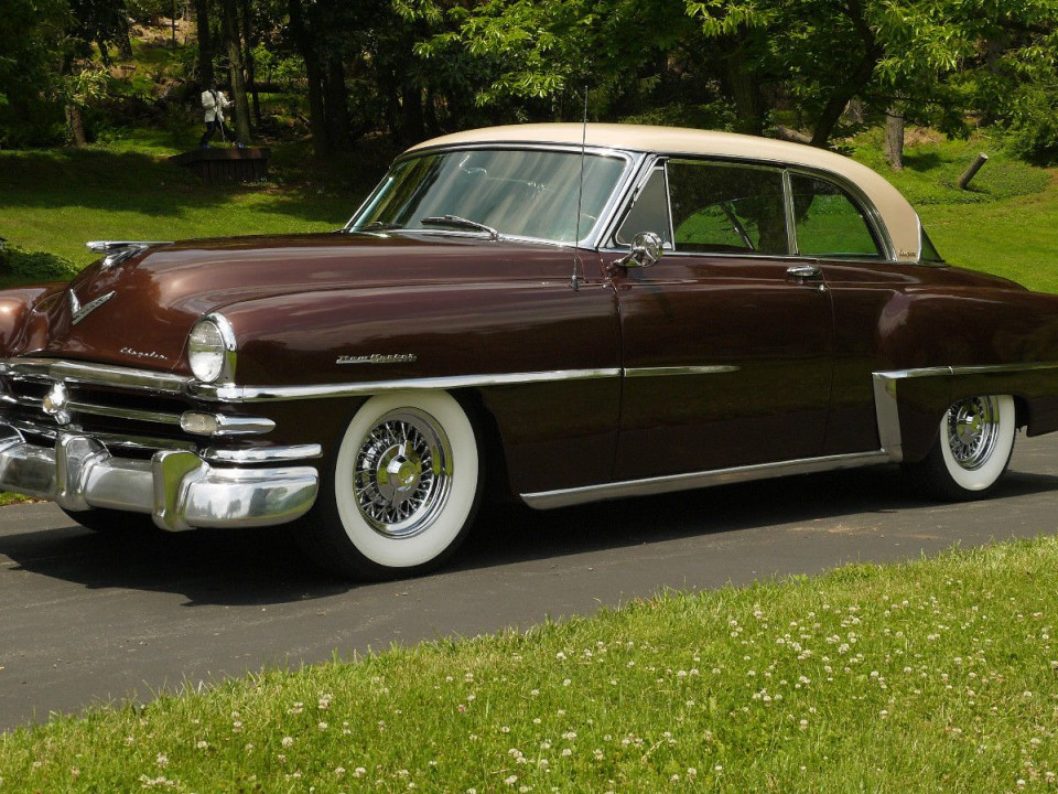 Chrysler Town And Country 2015 >> 1953 Chrysler Newport for sale