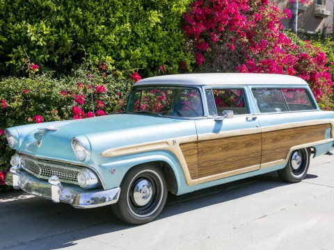 1955 Ford Woody Wagon for sale