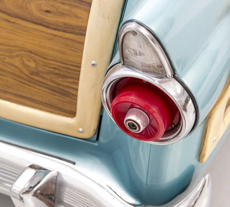 1955 Ford Woody Wagon