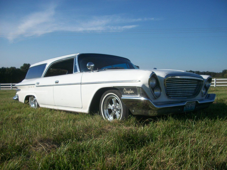1962 Chrysler Town Amp Country For Sale