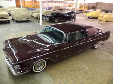 1963 Imperial Ghia for sale