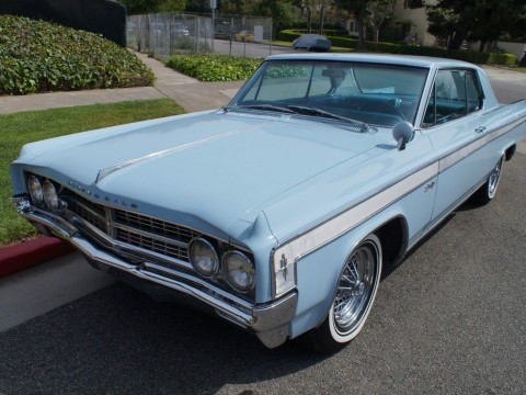 1963 Oldsmobile Starfire Coupe for sale