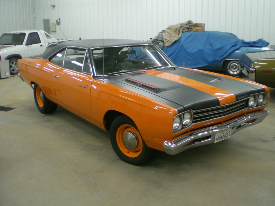 1961 Plymouth Road Runner