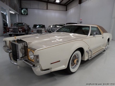 1972 Lincoln Bugazzi for sale