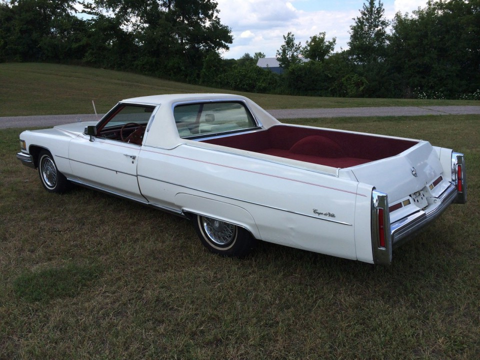 Cadillac De Ville Pickup American Cars For Sale X