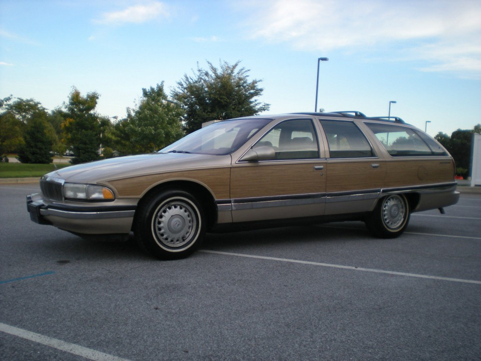 1995 Buick Roadmaster Estate Wagon For Sale