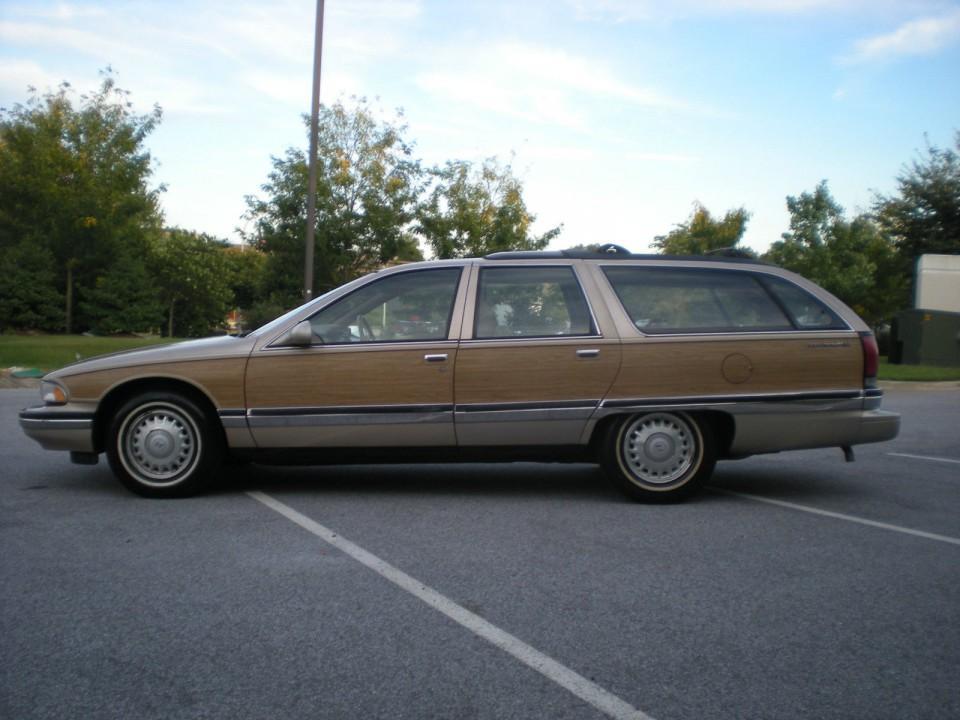 1995 Buick Roadmaster Estate Wagon