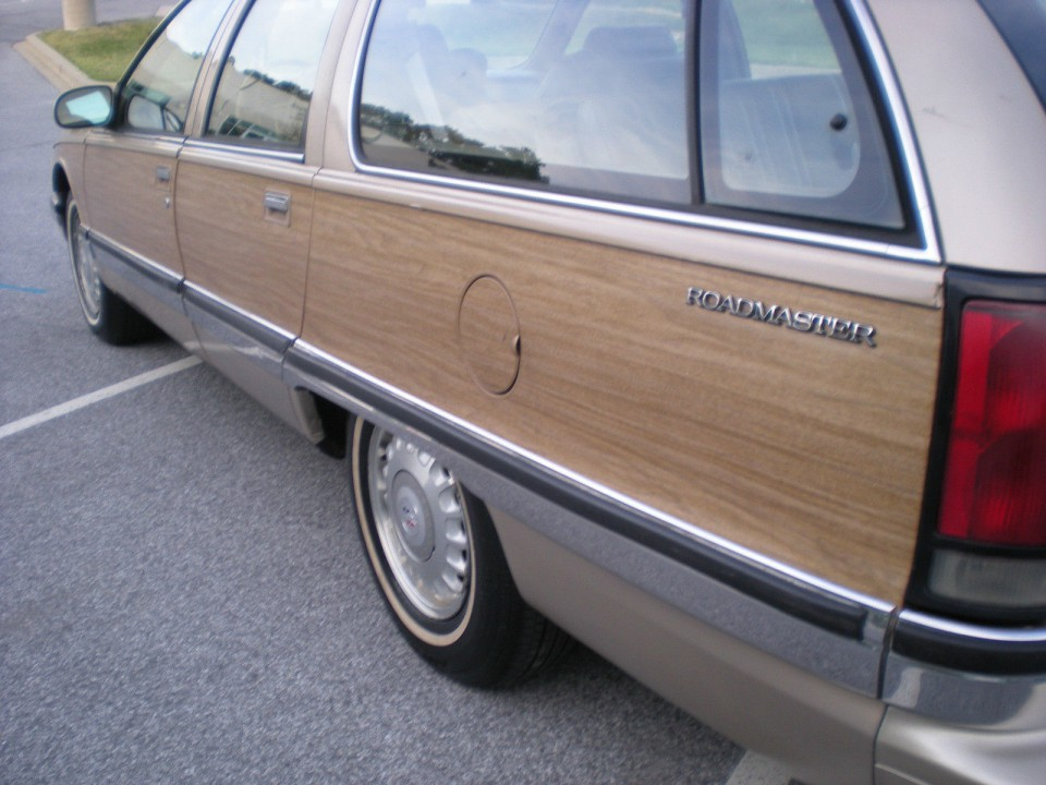 1995 Buick Roadmaster Estate Wagon