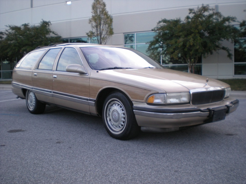Buick Roadmaster Estate Wagon American Cars For Sale X on Buick Lesabre Wagon