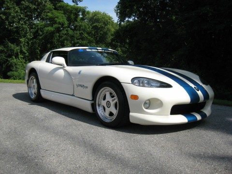 1996 Dodge Viper RT/10 for sale