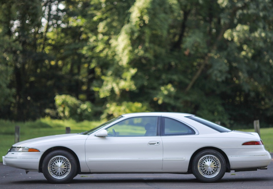 Lincoln Mark Viii American Cars For Sale X