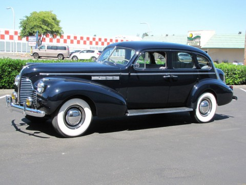 1940 Buick Limited Model 81 for sale