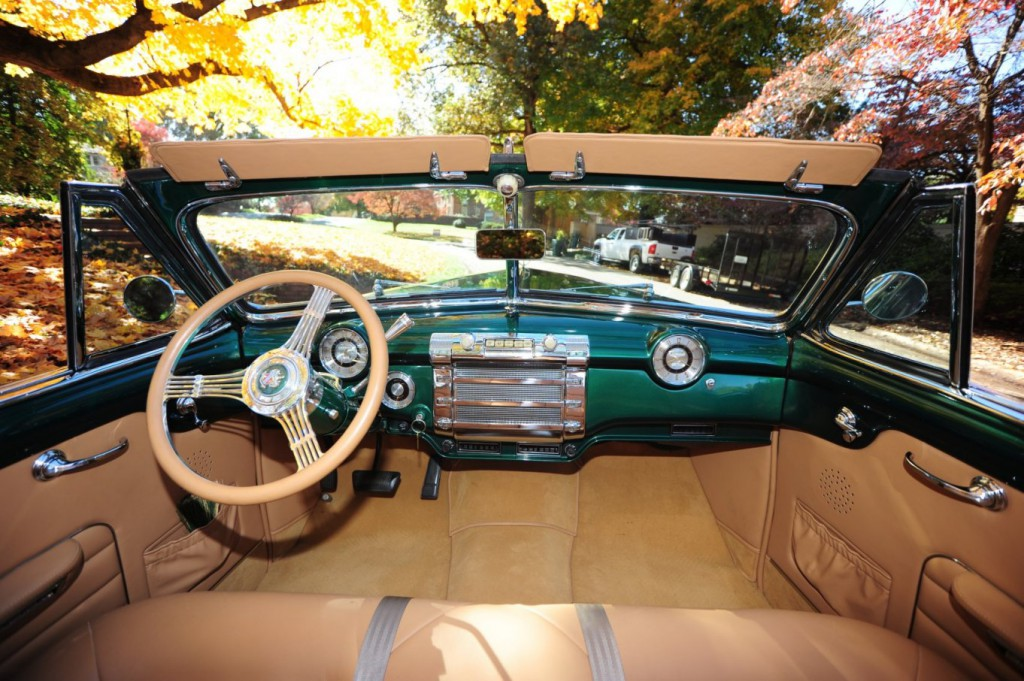 1947 Buick Series 50 Convertible