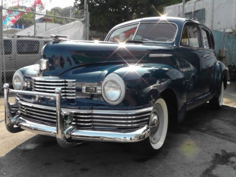 1948 Nash Ambassador for sale
