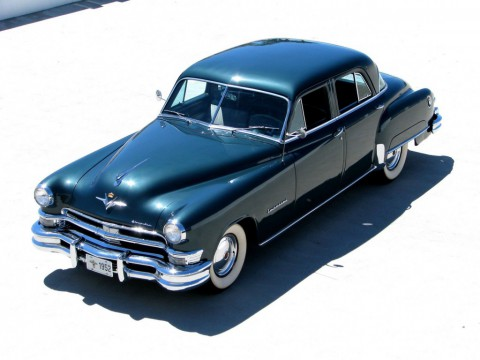 1952 Chrysler Imperial for sale