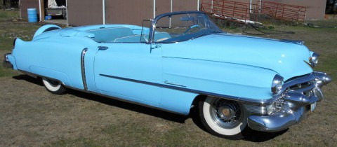 1953 Cadillac Eldorado Convertible for sale