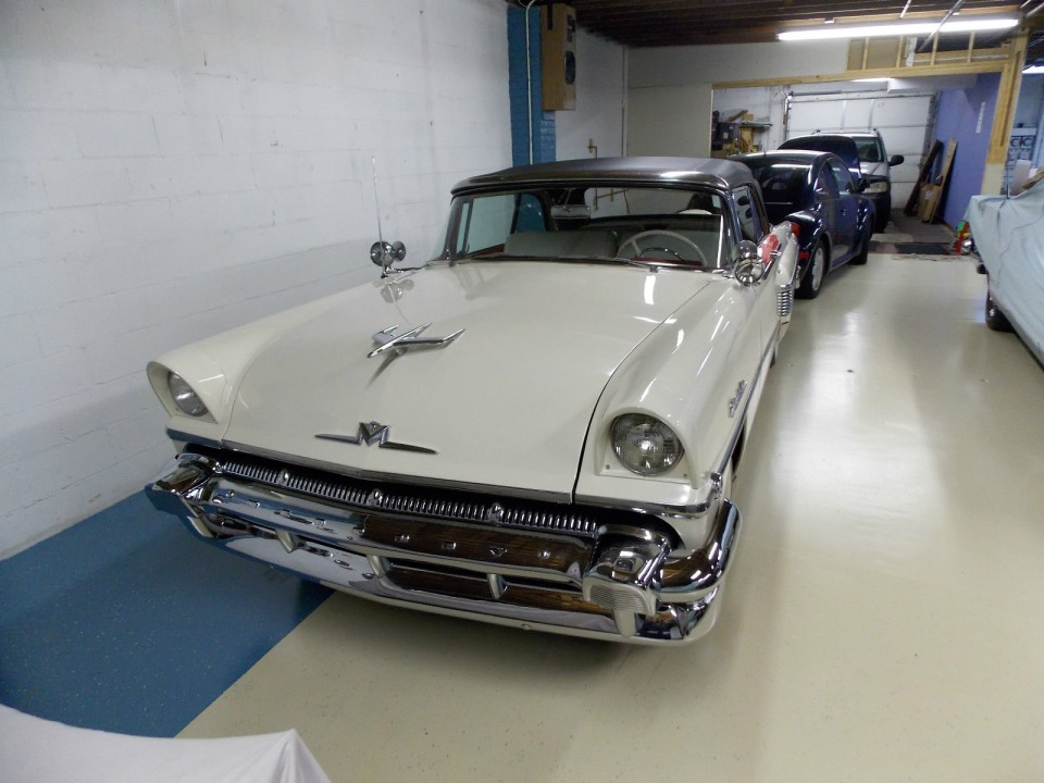 Mercury Montclair Convertible American Cars For Sale X