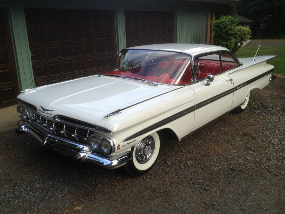 1959 chevrolet impala for sale. Black Bedroom Furniture Sets. Home Design Ideas