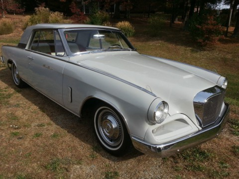 1962 Studebaker Gran Turismo Hawk for sale