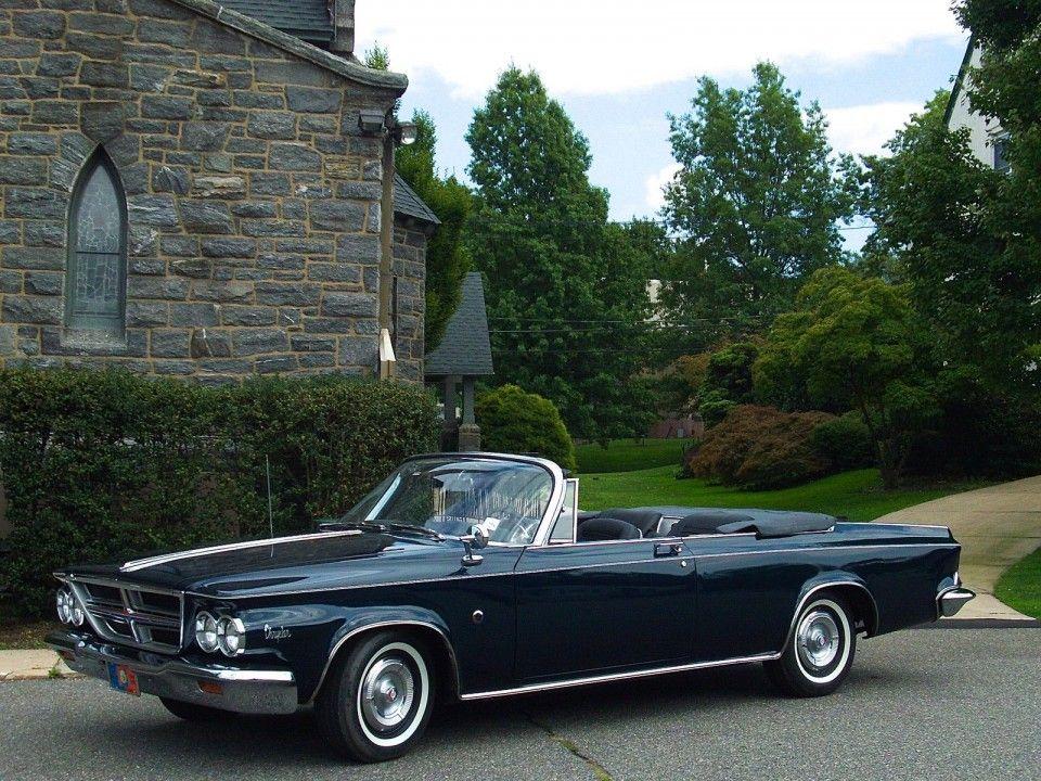 1964 Chrysler 300k For Sale