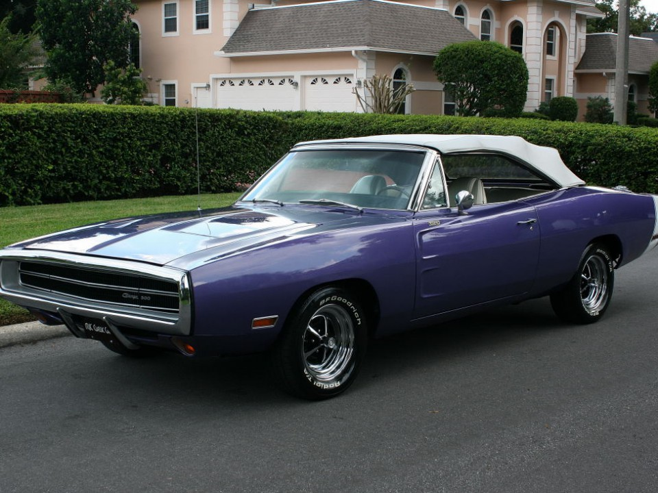 2018 Charger Demon >> 1970 Dodge Charger Convertible for sale