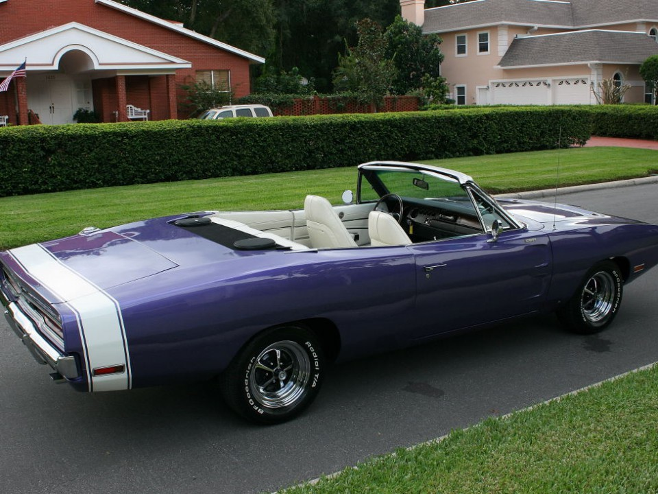 2008 Dodge Charger For Sale >> 1970 Dodge Charger Convertible for sale