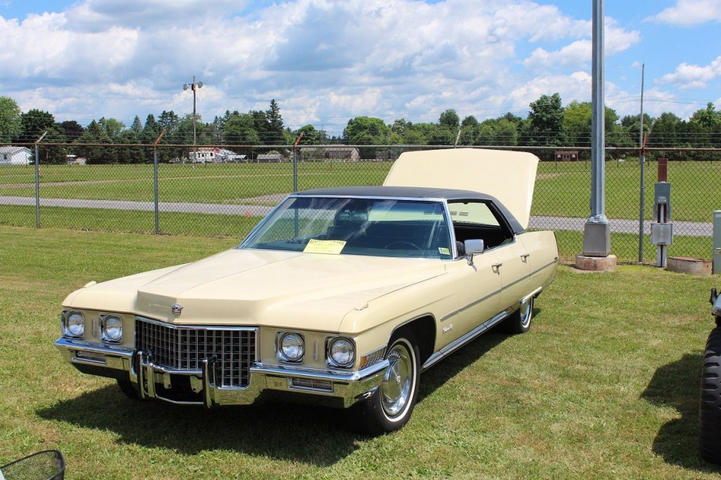 1971 Cadillac DeVille For Sale