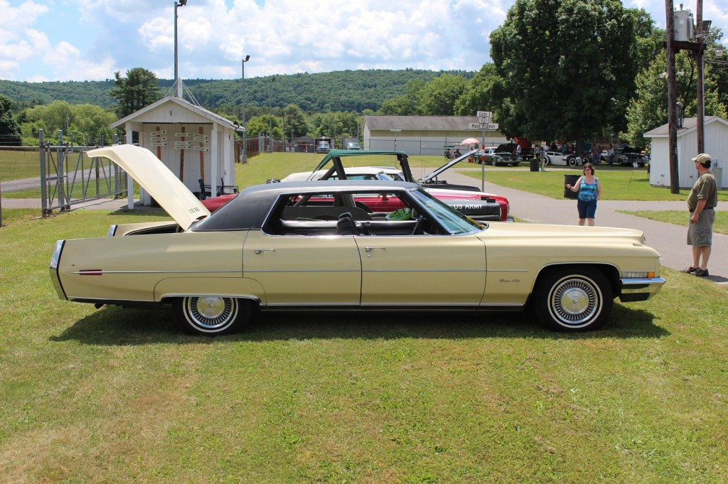1971 Cadillac DeVille