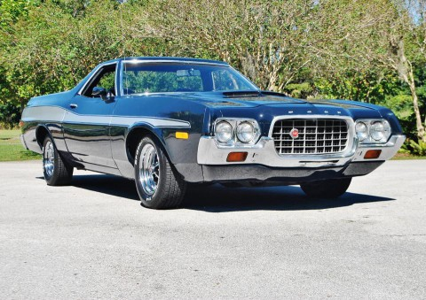 1972 Ford Ranchero GT for sale