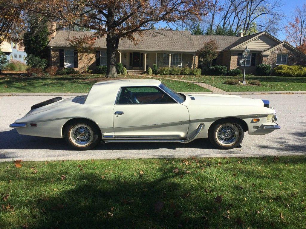 1974 Stutz Blackhawk for sale