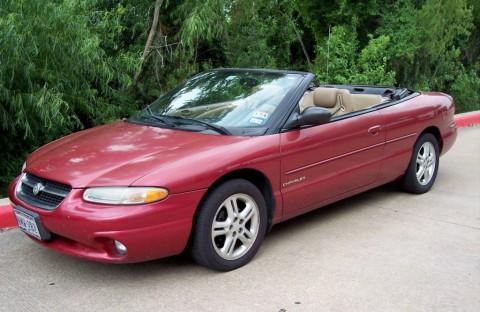 1997 Chrysler Sebring Convertible for sale