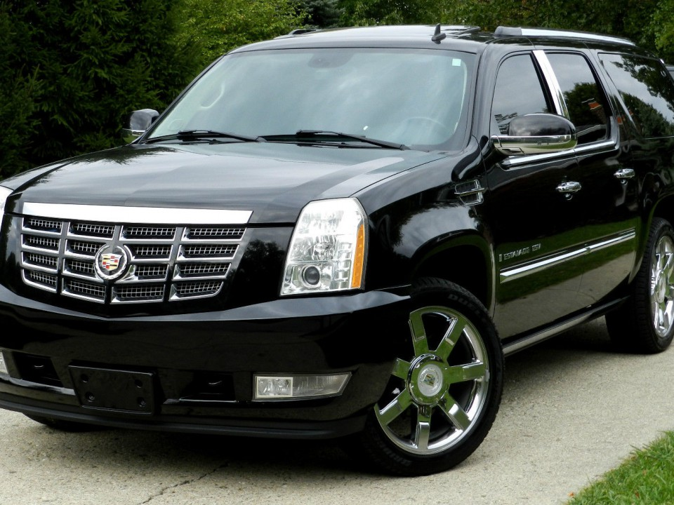 American Auto Sales: 2007 Cadillac Escalade ESV For Sale