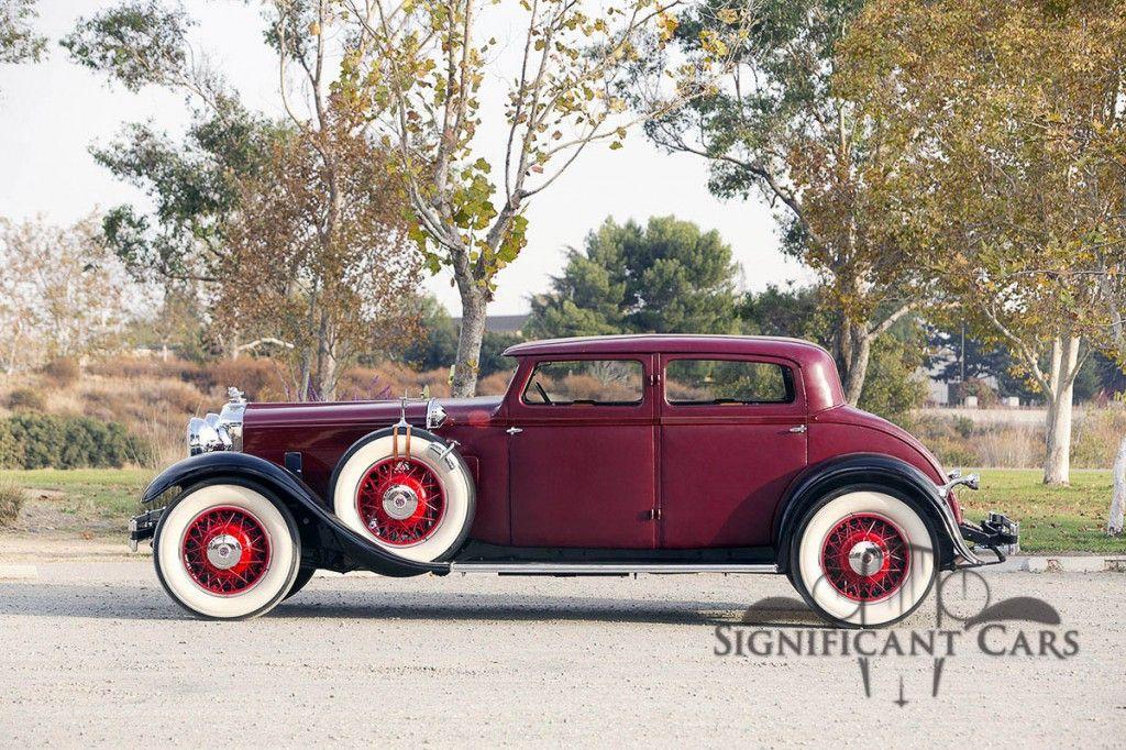 1929 Stutz Model M Monte Carlo