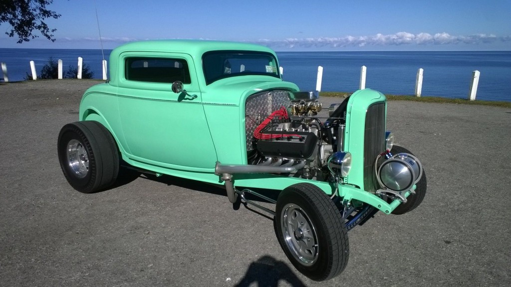 1932 Ford Deuce Coupe for sale
