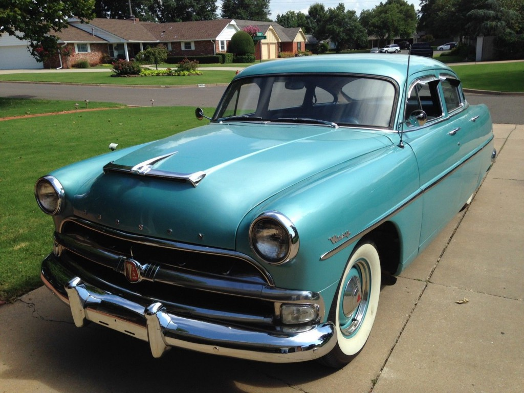 American Auto Sales: 1954 Hudson Wasp For Sale