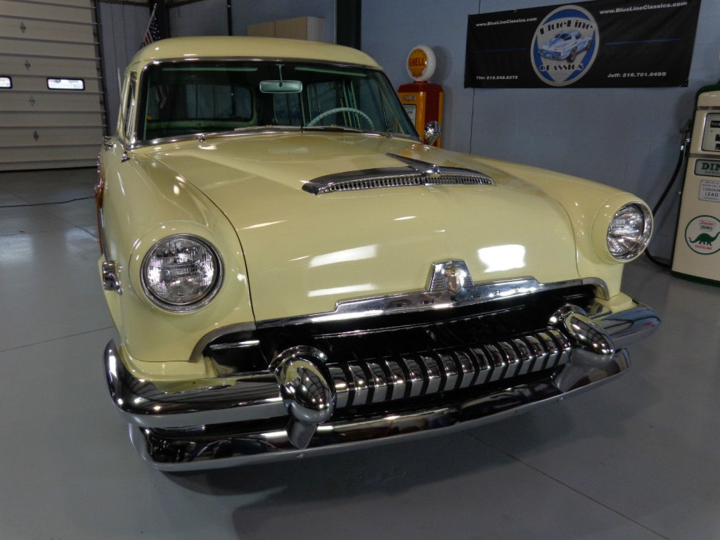 1954 Mercury Monterey Woody Wagon