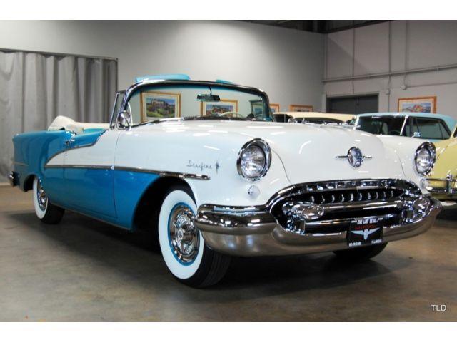1955 Oldsmobile Starfire Convertible for sale