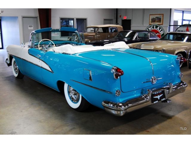 Oldsmobile Starfire Convertible American Cars For Sale on 1962 Oldsmobile Ninety Eight