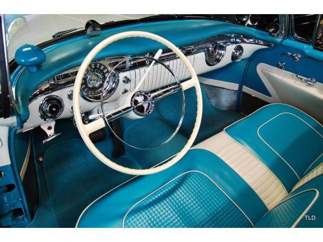 1955 Oldsmobile Starfire Convertible