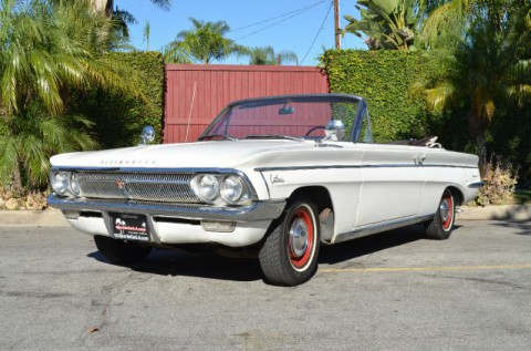 1962 Oldsmobile Cutlass F-85 Deluxe Convertible for sale
